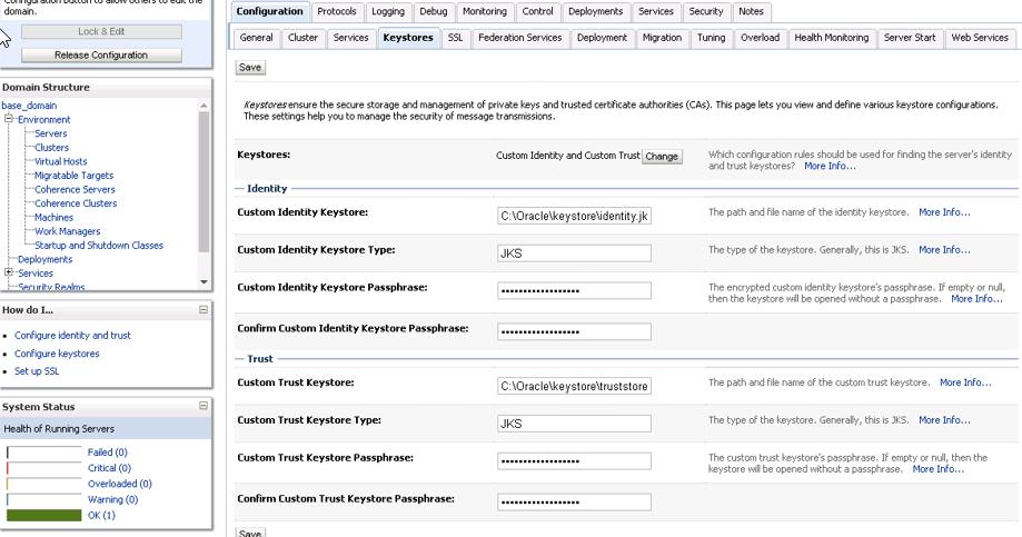 Deploying SSL Certificates on Oracle Weblogic – DataRoad Blog